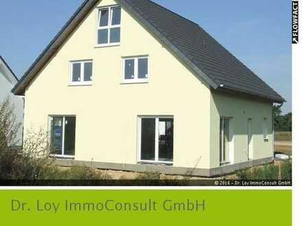 Großes freistehendes Einfamilienhaus 212 m²