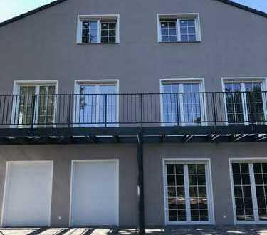 Erstbezug: attraktive 4-Zimmer-Maisonette-Wohnung mit Balkon und Gratennutzung