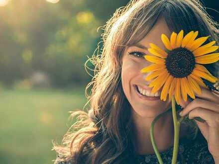 Freiheit ist...seine eigenen Sonnenblumen zu züchten!
