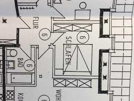 Sanierte Wohnung mit drei Zimmern und Einbauküche in Wolpertswende