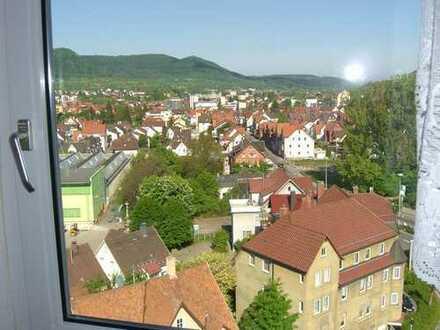 Super Aussicht im Zentrum von Geislingen