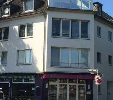 D-Benrath, 3 Zimmer DG Maisonette mit Dachterasse, Wintergarten und Wohnküche