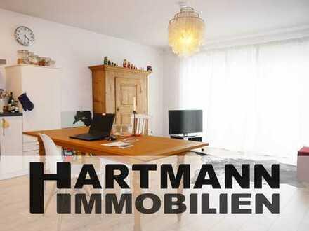 Hochwertige 2-Zimmer-Wohnung mit Fußbodenheizung, Balkon und EBK!
