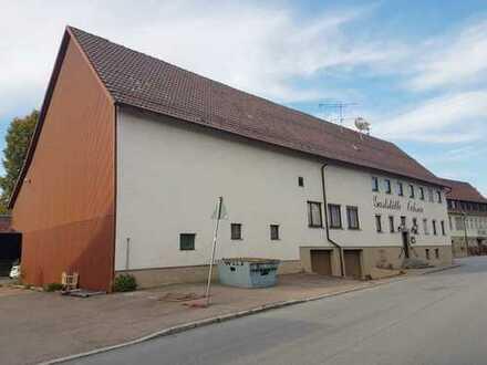 ++ Großzügiges Wohn- und Geschäftshaus mit viel Entwicklungspotenzial in Murrhardt-Fornsbach! ++