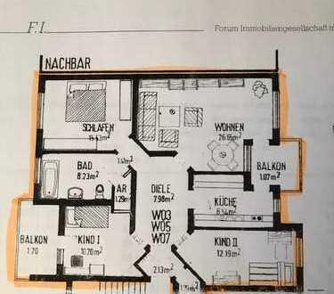 4 Zimmerwohnung Bischofsheim