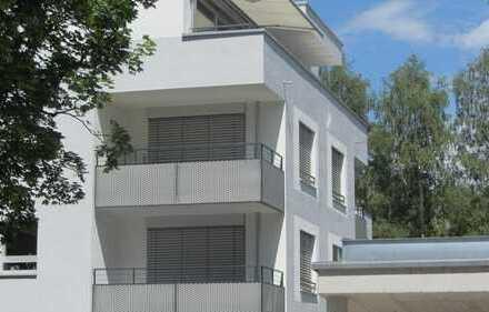 Neuwertige, ruhige 3-Zimmer-Wohnung mit Süd-Balkon, zentrumsnah