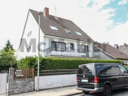 Voll vermietetes MFH mit 6 Parteien und 4 Garagen in Leverkusen-Hitdorf - nur 200 m bis zum Rhein