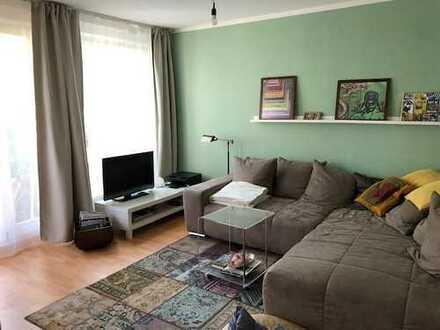 Attraktive 2-Zimmer-EG-Wohnung mit Einbauküche und Balkon in Niederschönhausen (Pankow), Berlin