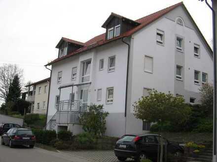 2 Zimmer Wohnung in Krumbach inkl. Kellrraum und Tiefgaragenstellplatz