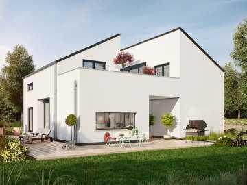 Spektakuläres Design - Einfamilienhaus in Mainz Hartenberg