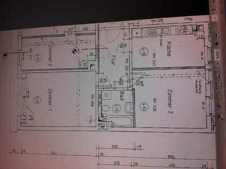 schöne 2-Zimmerwohnung in der Südvorstadt, WG Geeignet