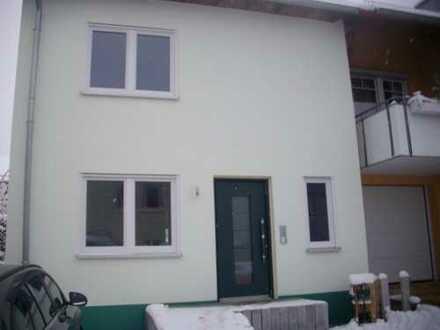 Weilheim: 4 Zi. Neubau Wohnung ohne Balkon