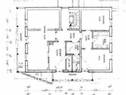 Vollständig renovierte 4-Zimmer-Wohnung mit 2 Balkon und Einbauküche in Antdorf