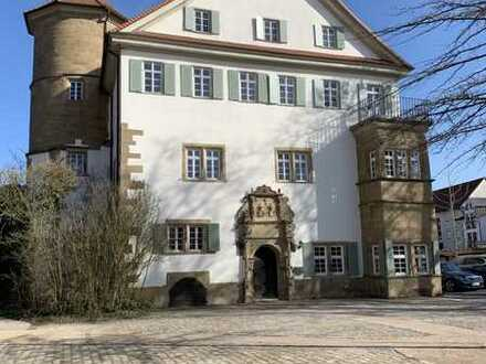 Herrschaftlich Wohnen im Schloss Gemmingen