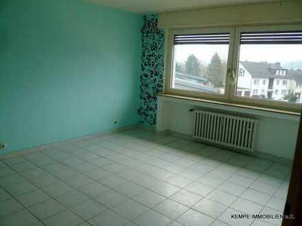 2-Zimmer-Wohnung, KDB, in zentraler Lage von E-Burgaltendorf (Nähe Burgruine), inkl. Einbauküche