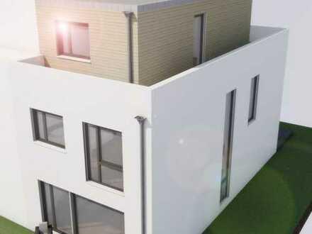 Schlüsselfertige und moderne Doppelhaushälfte in beliebter Lage von Sandhausen