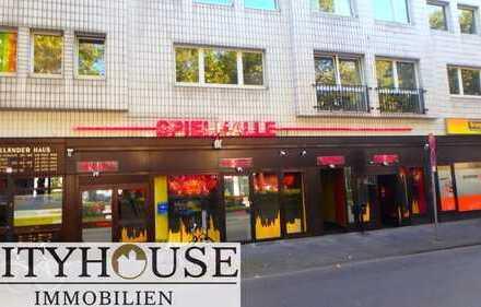 CITYHOUSE: Ladenlokal, mit großer Lagermöglichkeit, Stellplätzen in begehrtem Kölner Veedel