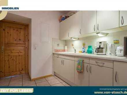 von Stosch Immobilien 1 Zimmer Studio unter Reet in Heede zu mieten