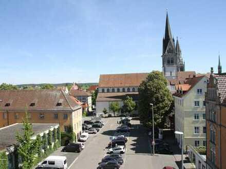 Erstbezug: ansprechende 4 1/2-Zimmer-Maisonette-Wohnung mit EBK und Balkon in Konstanz