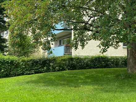 Gepflegte 4,5-Raum-Wohnung mit Balkon und Einbauküche in Ulm