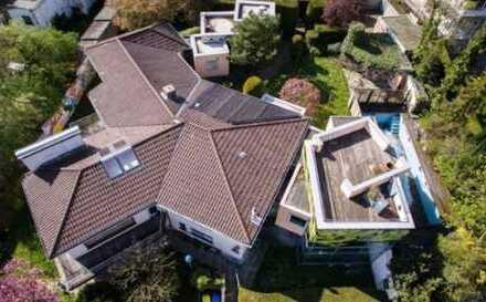 Villa ausbaufähig mit 2 Einliegerwohnungen, 1 Appartement in Bad Godesberg!