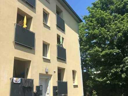 Modernisierte Wohnung