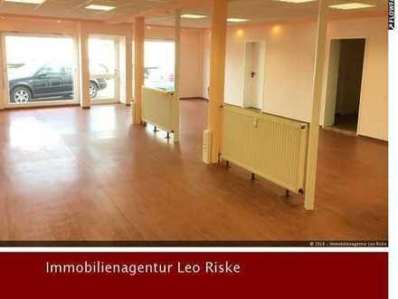 *LEO RISKE* 100 qm Büro im EG / Gute Verkehrsanbindung