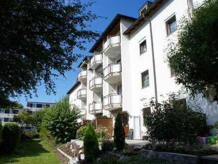 ... Helle 3-Zi-Wohnung mit Westbalkon in ruhiger Lage ...