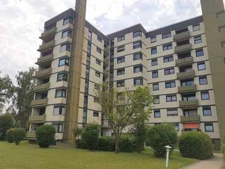Super Ausblick garantiert: 2,5 Zimmer Wohnung in Rottenburg