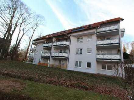 2 Zi.-Wohnung mit Aufzug und Balkon, 1.OG