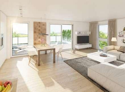 Traumhafte Penthouse-Wohnung mit Ost-Dachterrasse