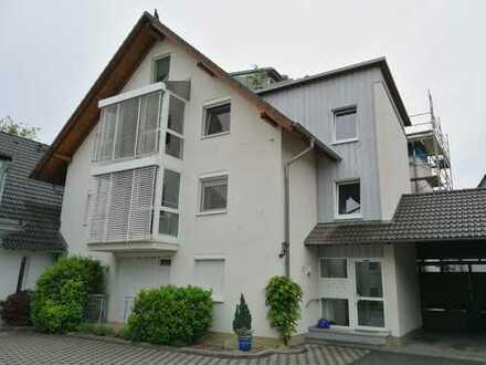 1,5 Zimmer-Wohnung in Bad Krozingen-Biengen mit Erdbalkon und Einbauküche