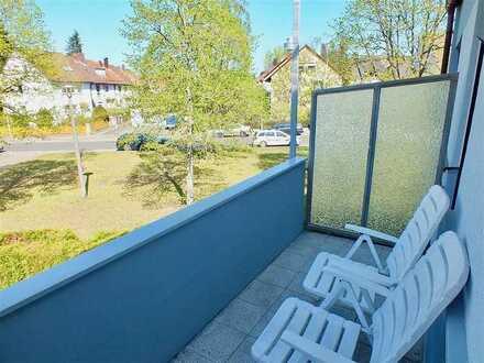 Gemütliche 3 Zimmerwohnung - Balkon, EBK in Gleißhammer