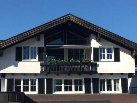 Sehr schöne, sonnige 4 Zimmer Wohnung in Oberstdorf