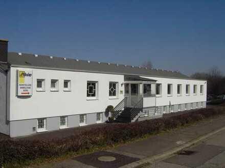 Industriehalle Trierweiler, Nähe Autobahn Luxemburg A64/B51 Grundstücks- und Lagerfläche ca. 4.500qm