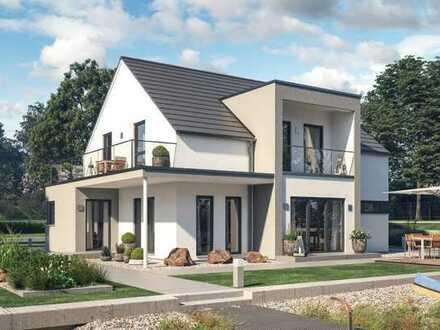 Schlüsselfertiger Neubau in Aspisheim mit großem Garten