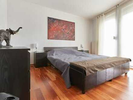Gepflegte 3-Zimmer-Wohnung mit Balkon und EBK in Bremen