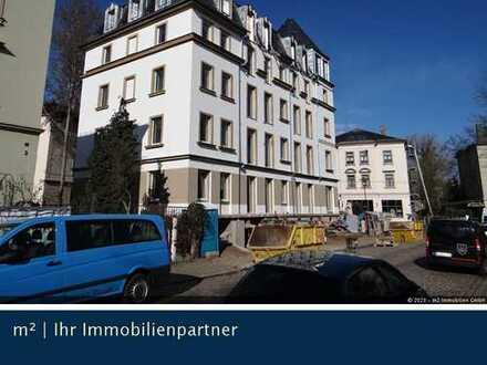 m² - 3 Raum im 3. OG mit Balkon, Einbauküche und Fußbodenheizung - Erstbezug nach der Sanierung -