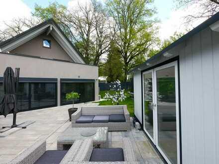 Modernes, helles Wohn- und Geschäftshaus/ branchenübergreifend nutzbar