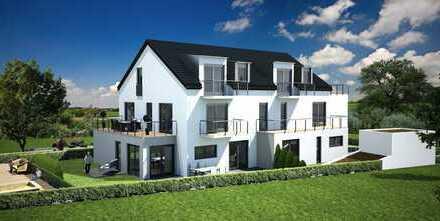 2-Zimmer Dachgeschosswohnung mit Dachterrasse