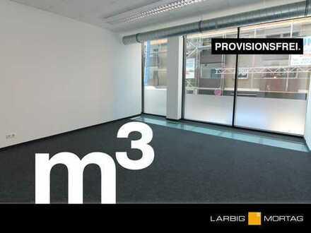 Büro-/ Ladenfläche mit Außenbereich in zentraler Lage von Kalk!