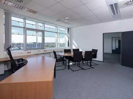 Moderne Büroräume im DUS-Air-Cargo-Center, Flughafen Düsseldorf