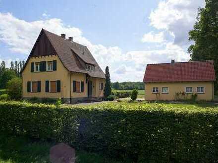 Wunderschönes Forsthaus mit fünf Zimmern in Bosfeld