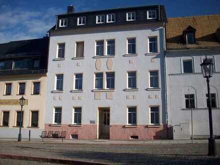 Sonnige, gepflegte 2-Zimmer-Hochparterre-Wohnung in Hartha