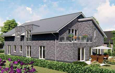 (mit Video!) Erdgeschosswohnung mit Terrasse in einem 2-Familienhaus (reserviert)