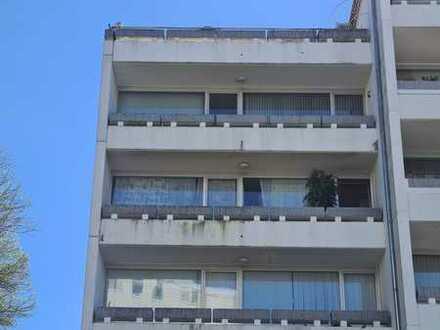 Gepflegtes Appartement mit Sonnenbalkon und PKW Stellplatz