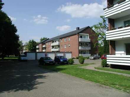 Wesel-Feldmark: Schöne 3 Zimmer Wohnung mit Balkon kurzfristig zu vermieten!
