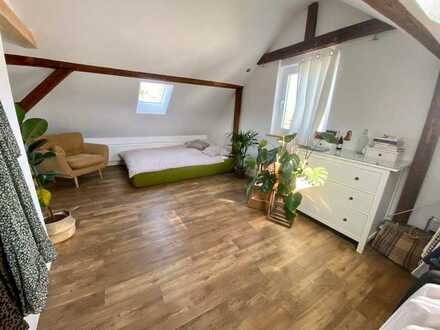 Attraktive, vollständig renovierte 1,5-Zimmer-Wohnung in Großwallstadt