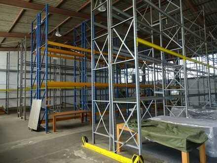 320m² Hochregallager + 90m² Büro in Münster Ost Gewerbegebiet Kleimannbrücke