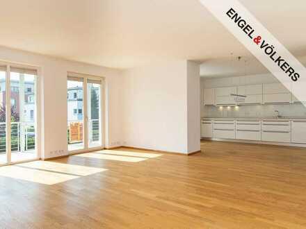 Exklusive Wohnung in unmittelbarer Rheinnähe